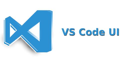 Banner Atom Visual Studio Code UI