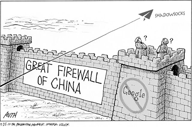 Great Firewall