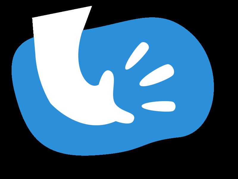 iteration of raphaelbastide s mastodon logo alternate shape