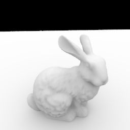 Ambient Occlusion surface integrator