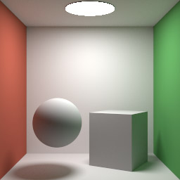 Path Tracing surface integrator