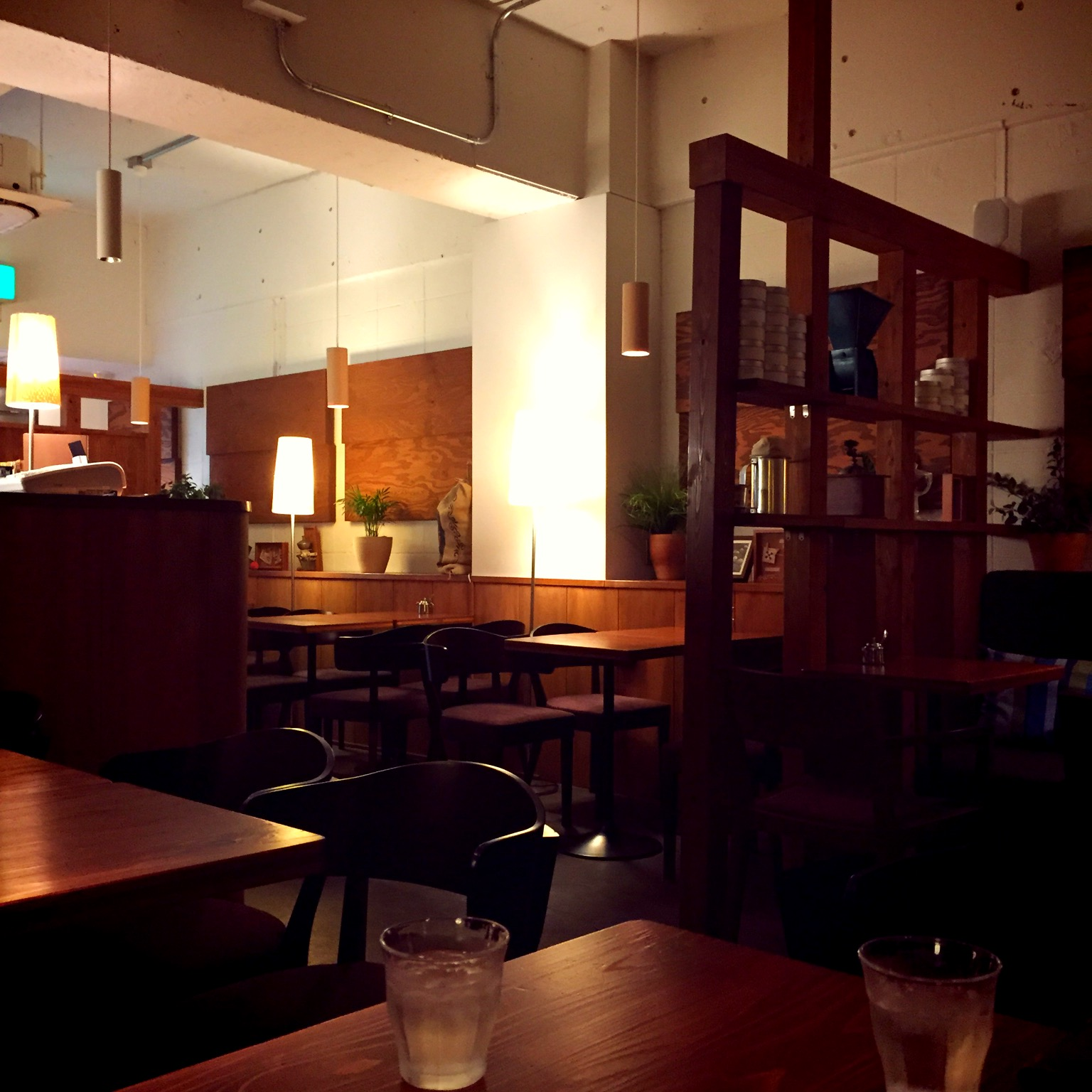 银座咖啡馆