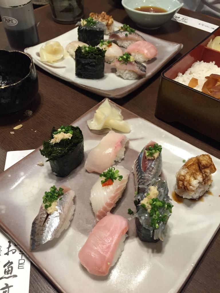 镰仓的寿司