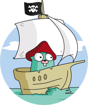 pirate gopher