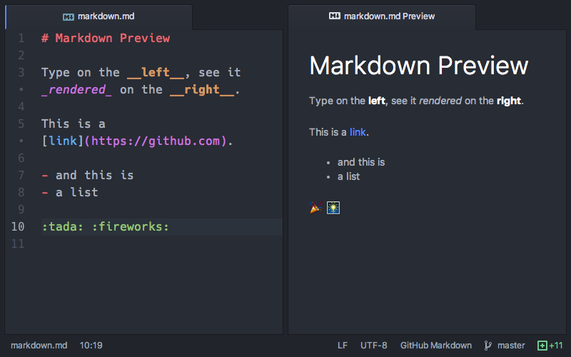 markdown-preview