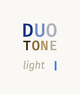 DuoTone light