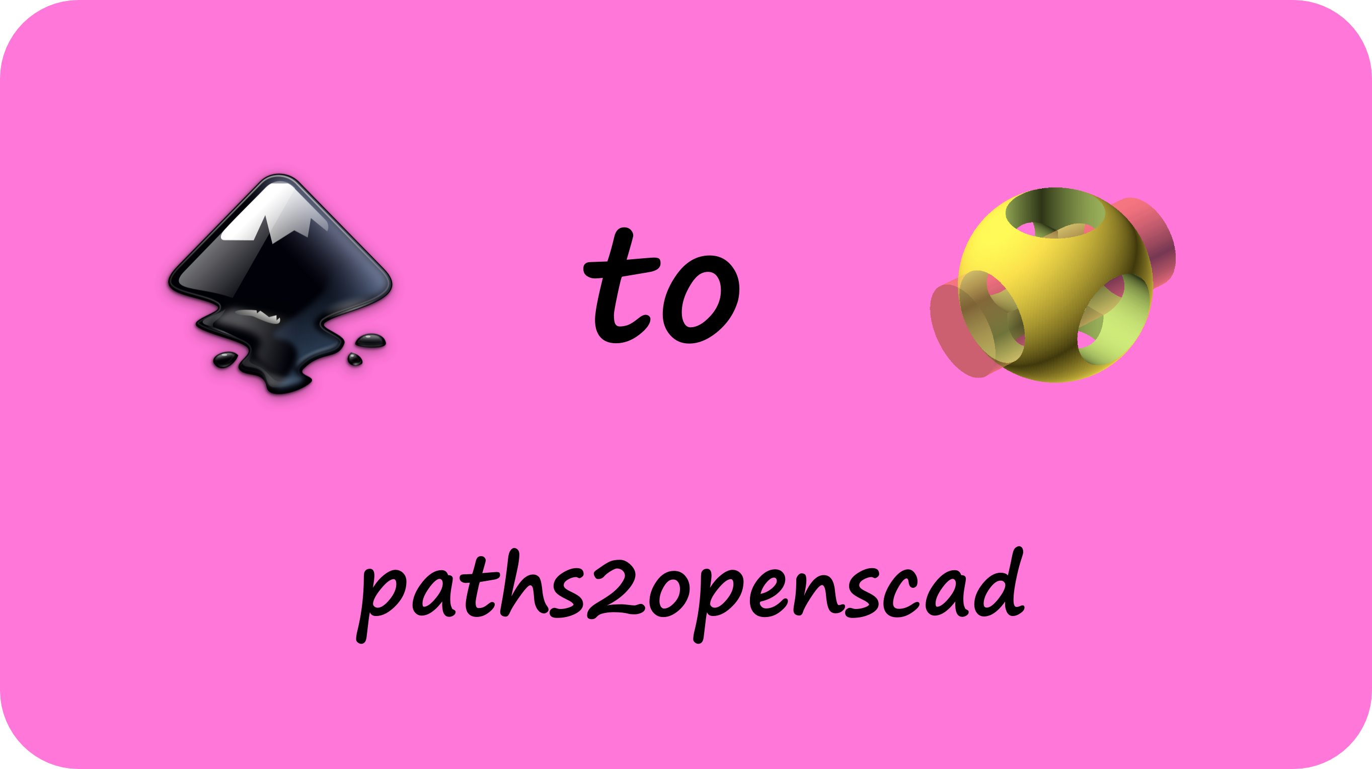 paths2openscad