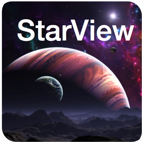 Icone StarView