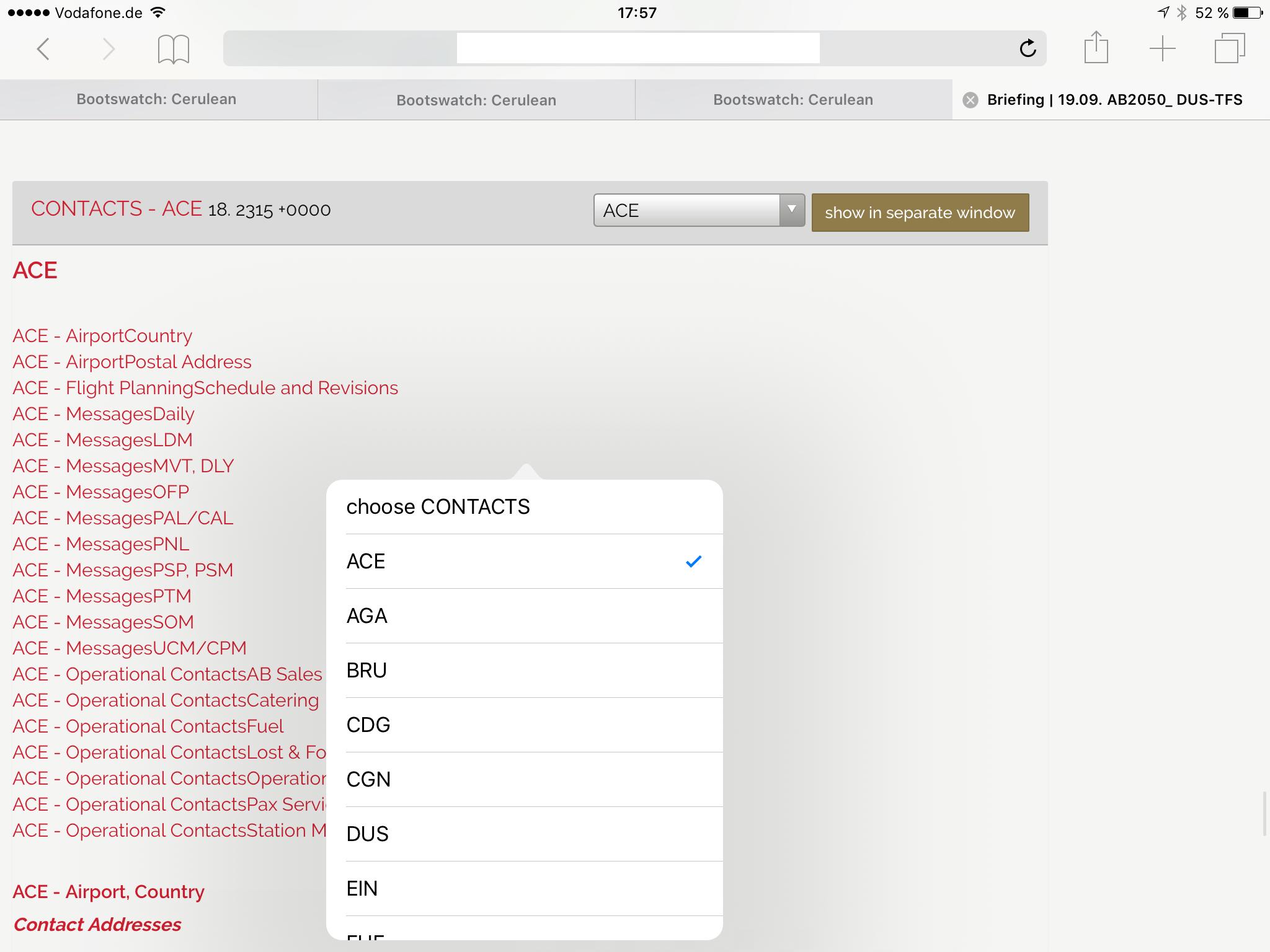 web brf misplaced select helper
