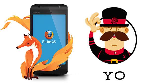 Firefox OS + Yeoman