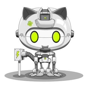 Droidtocat