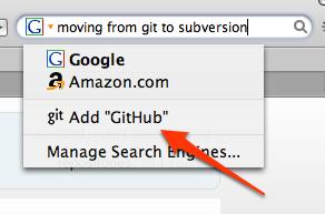 GitHub OpenSearch