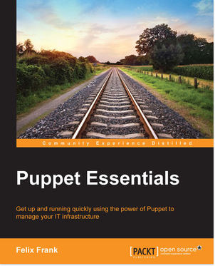Puppet Essentials cover