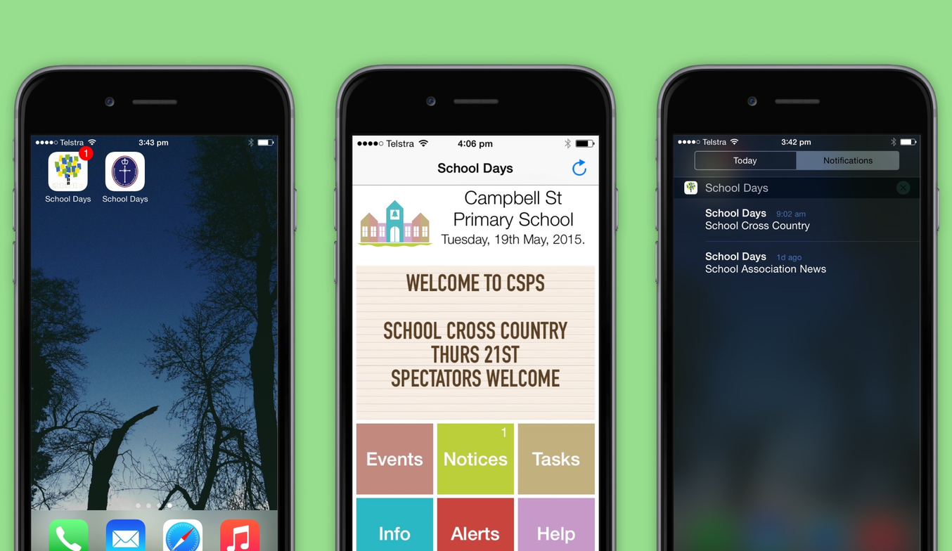 School Days for iOS