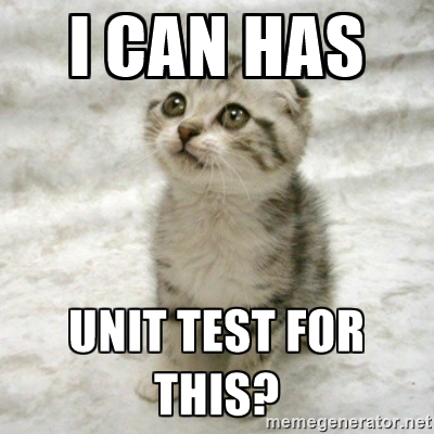 I can has unit test for this?