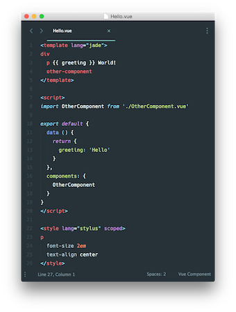 vue-component-with-preprocessors