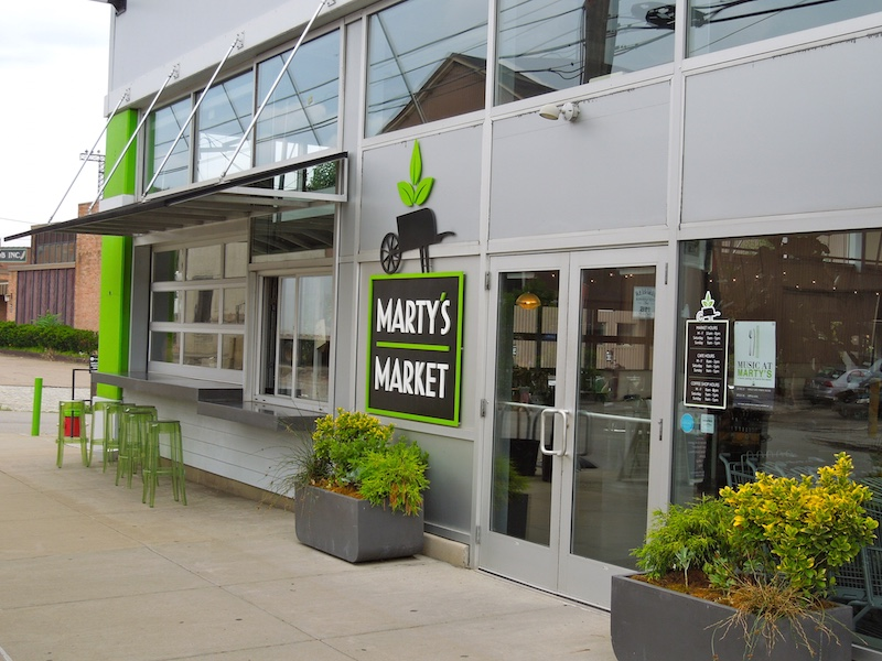 marty's!!!