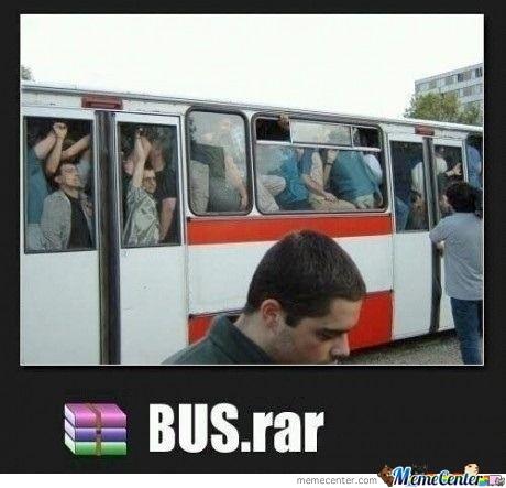 bus rar