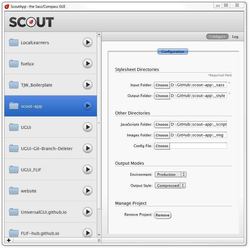 Scout-App 0.7.1