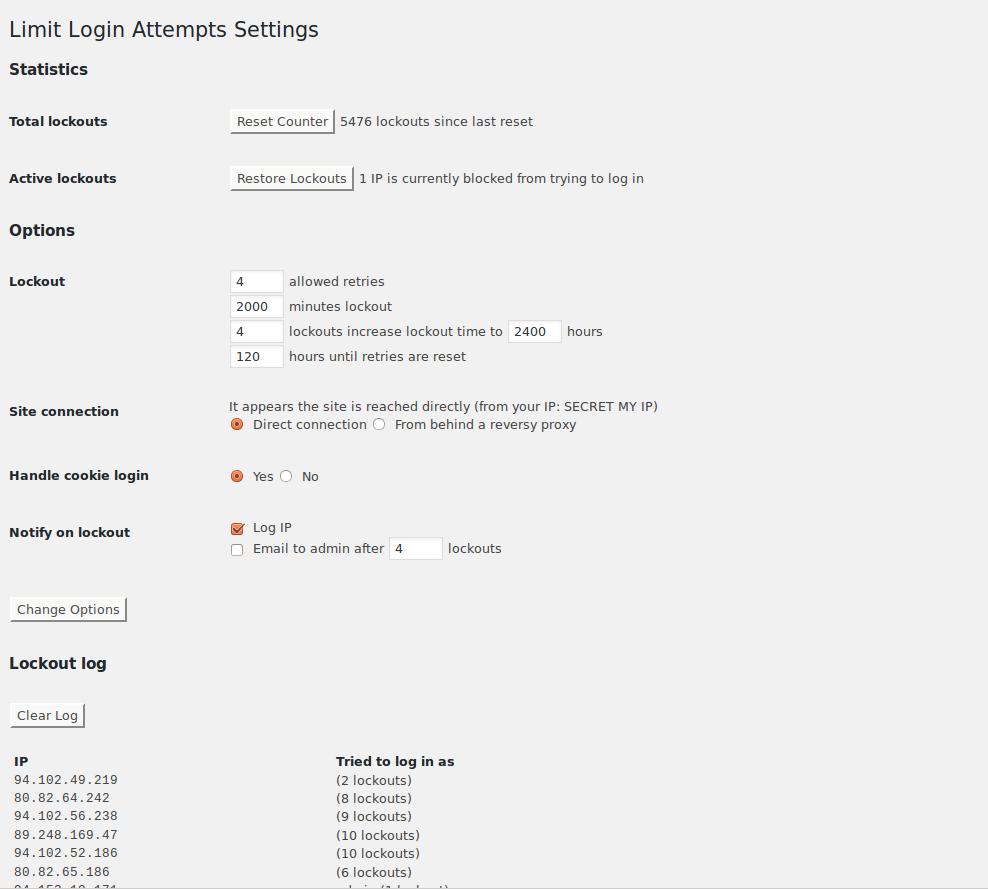 wp limit login attemps
