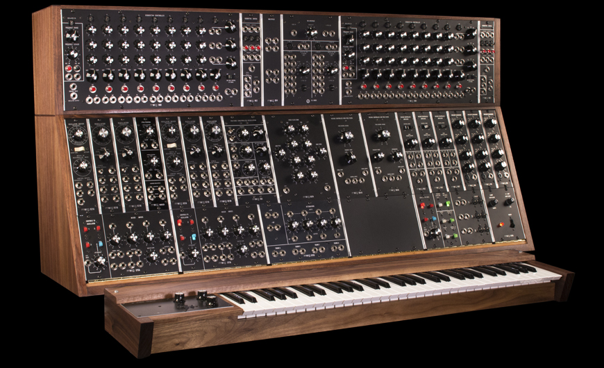 Moog Modular Synth