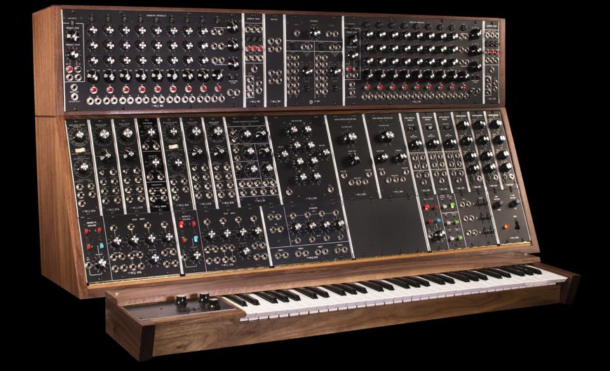 Moog Modular Synth