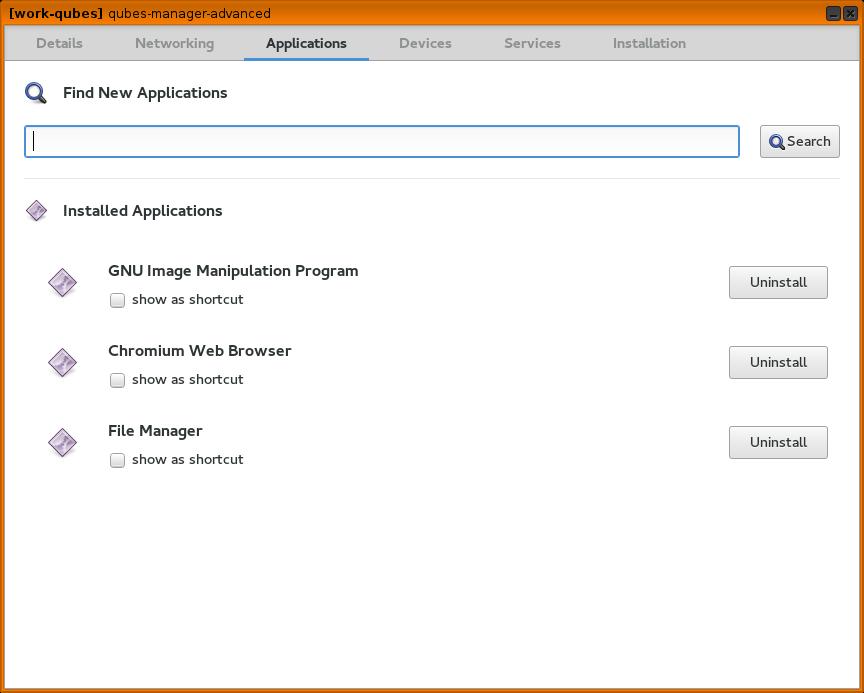 Qube Advanced - Applications