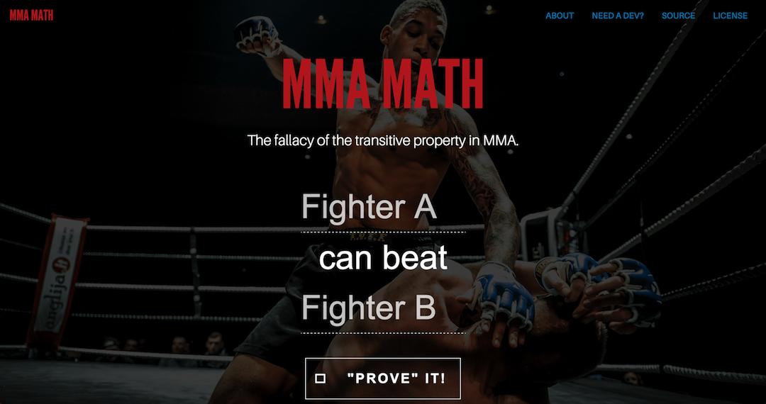 MMA Math Homepage