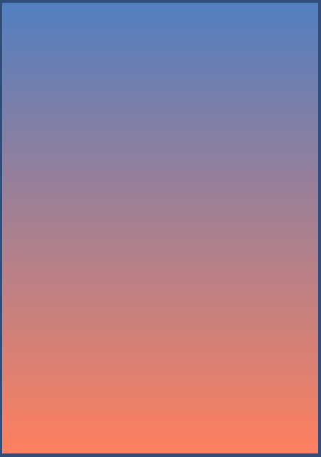 dawn start sky color
