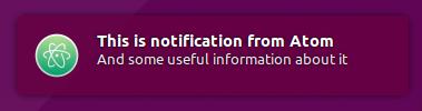 atom-notifier