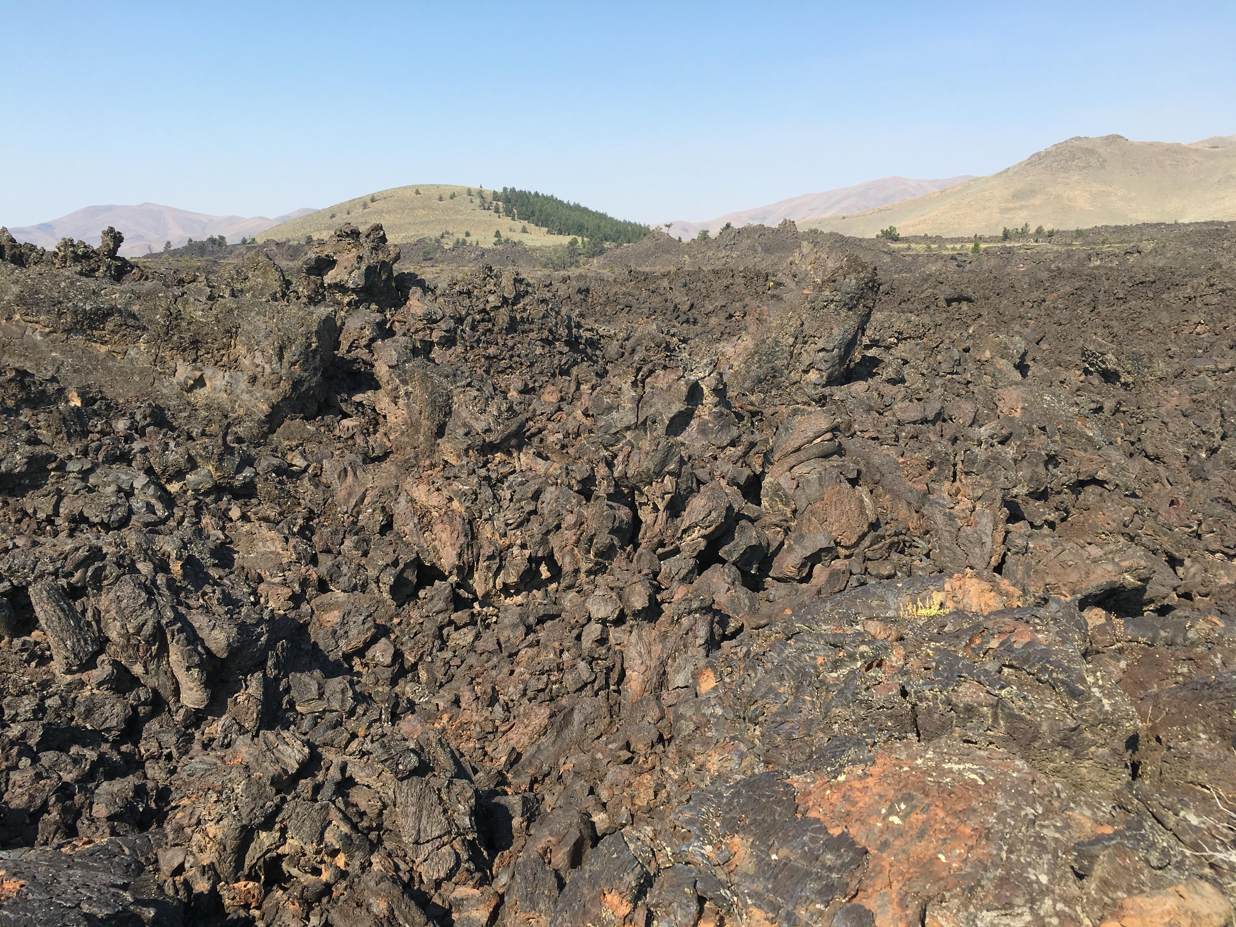 Volcanic Site