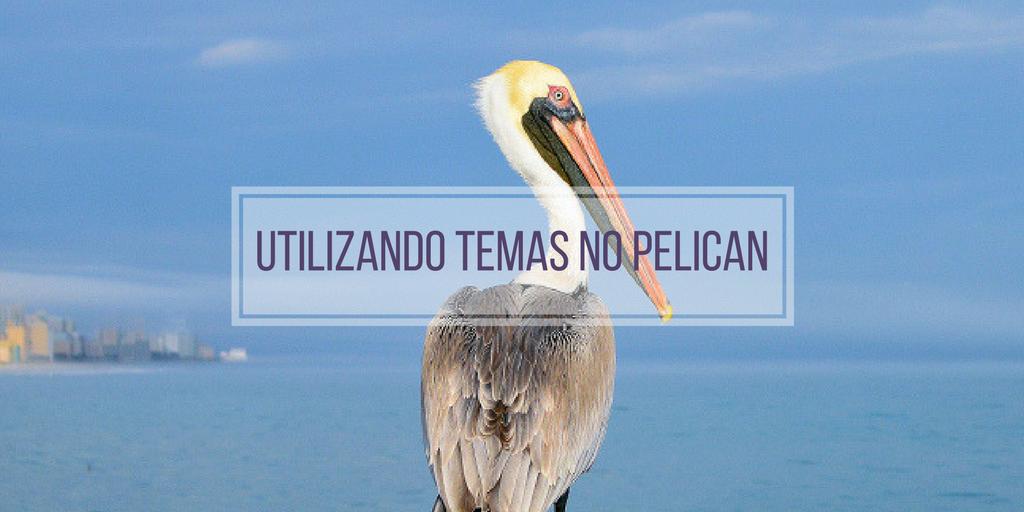 utilizando temas no pelican