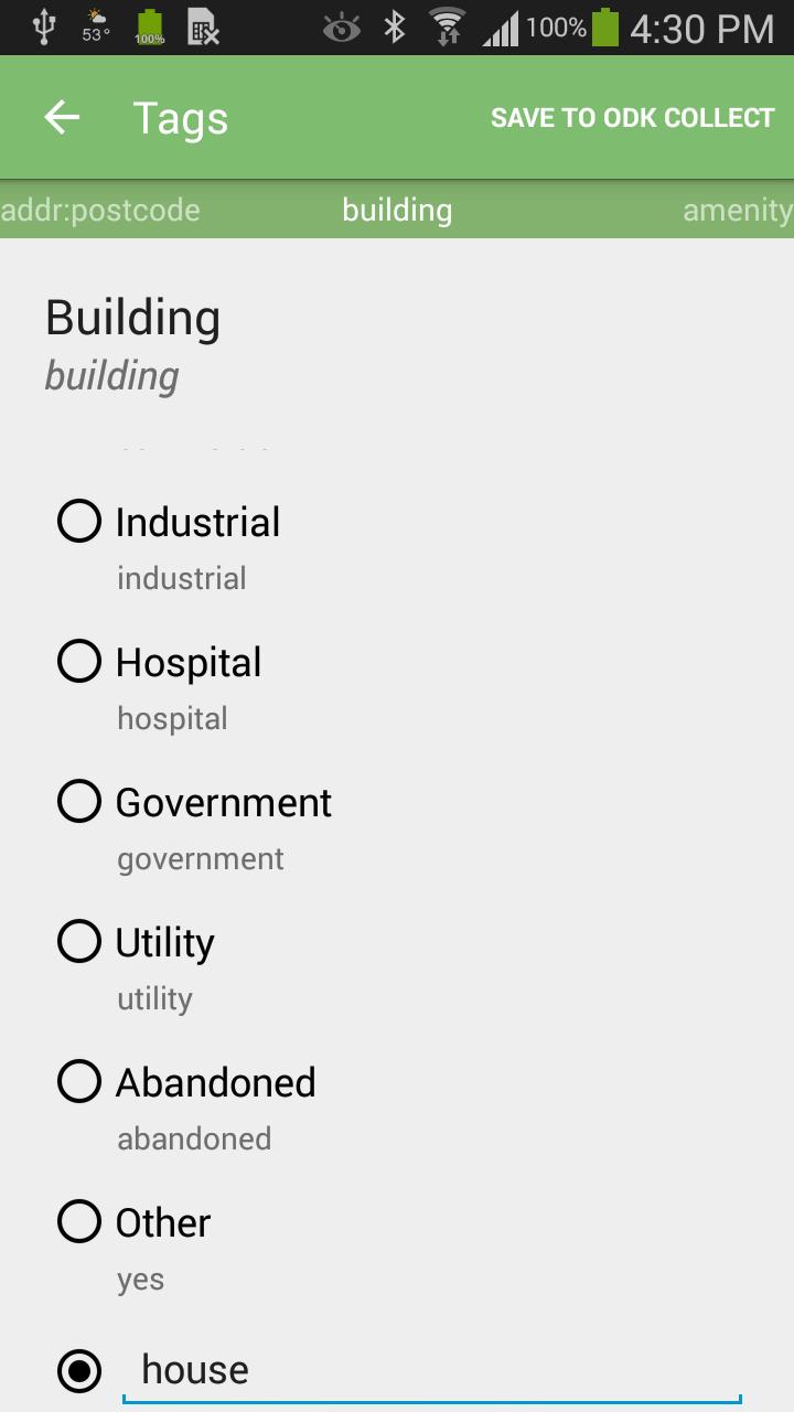 Custom Value UI