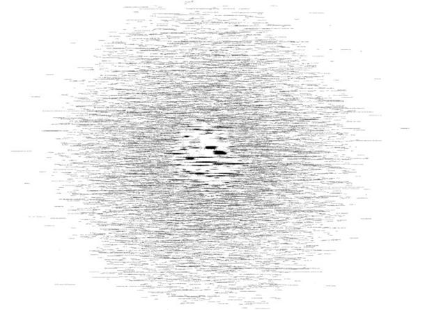 Network visualization: Entire network