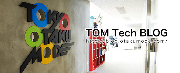 TOM Tech BLOG