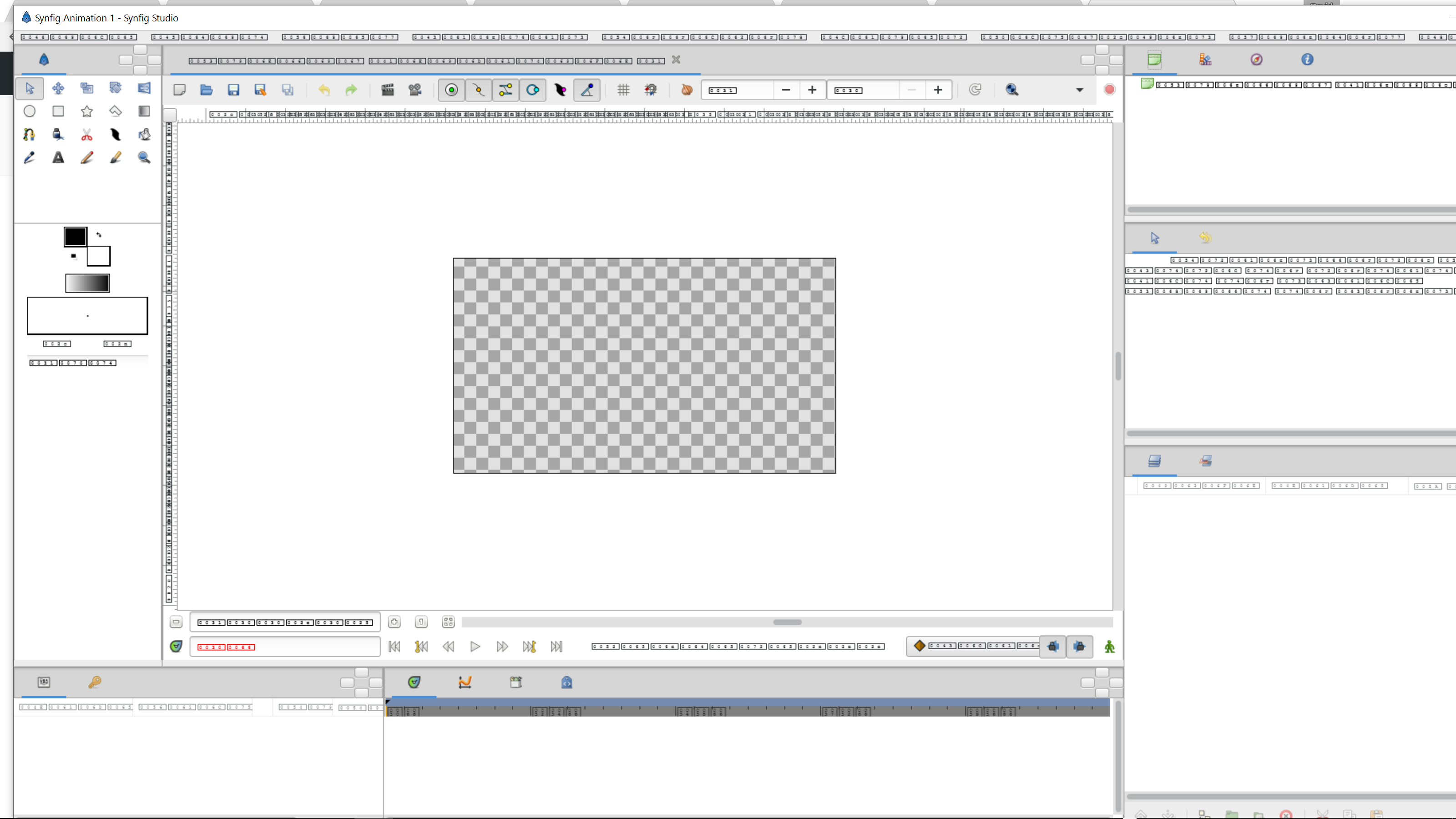 synfig - font issue