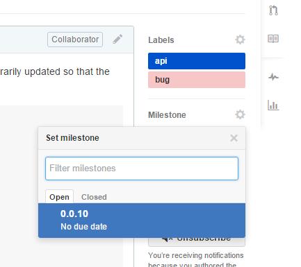 set_milestone