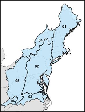Hydrologic Regions