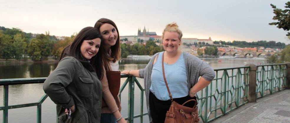 Prague girls