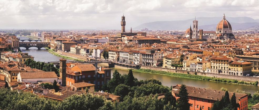 Florence, Italy day