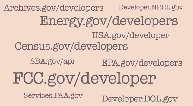 Agency Developer Hubs