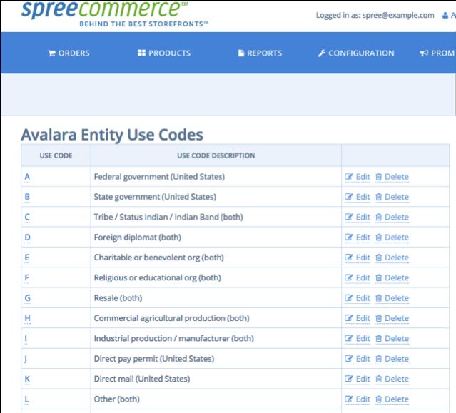 avalara_entity_use_codes
