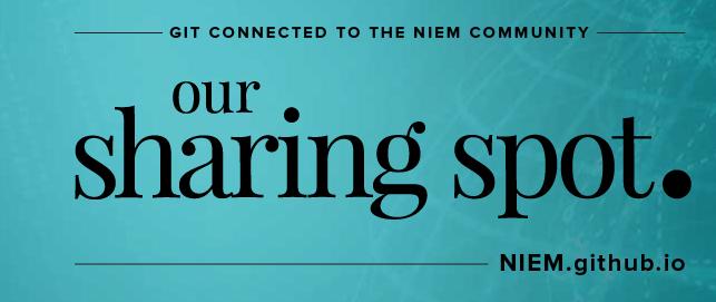NIEM Sharing Spot Image