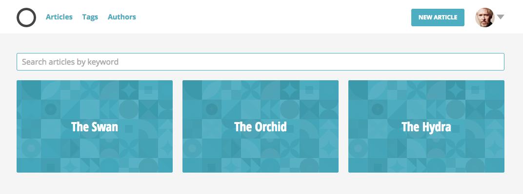 Orientation's Homepage