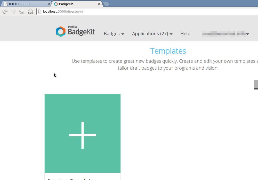 BadgeKit Directory