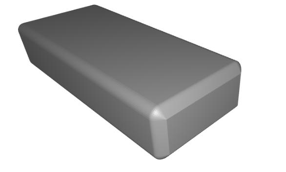 sinusoidal box