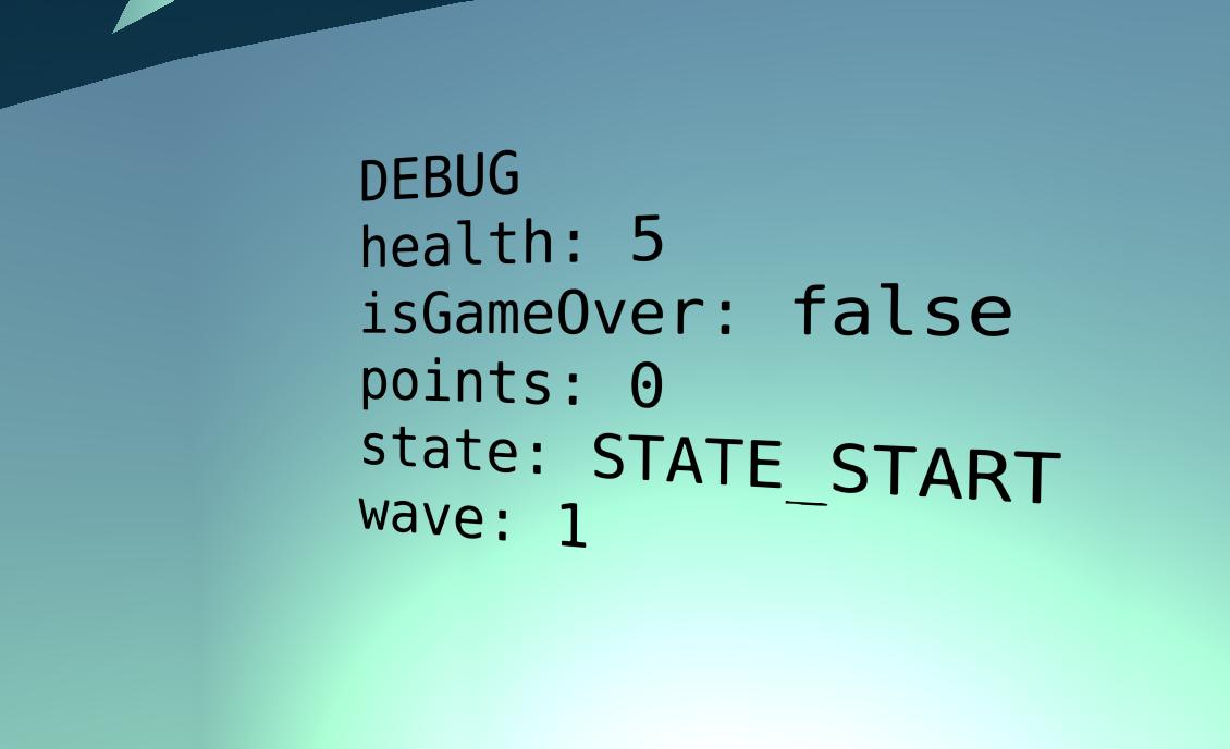 In-VR Debug Panel