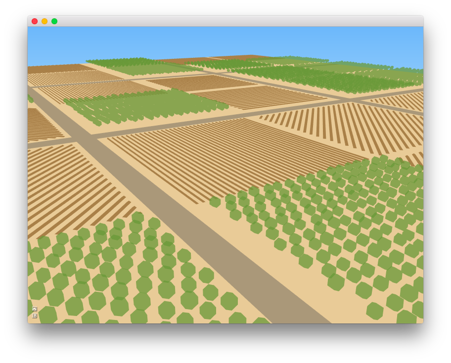 Farms and Orchards