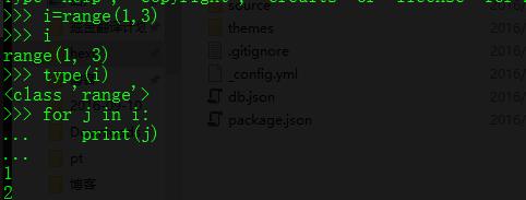 Python 3 中的 range