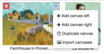 Canvas Options